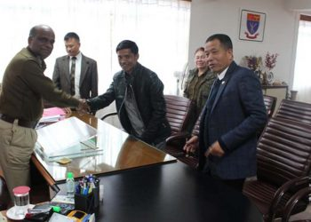 HNLC leader surrenders