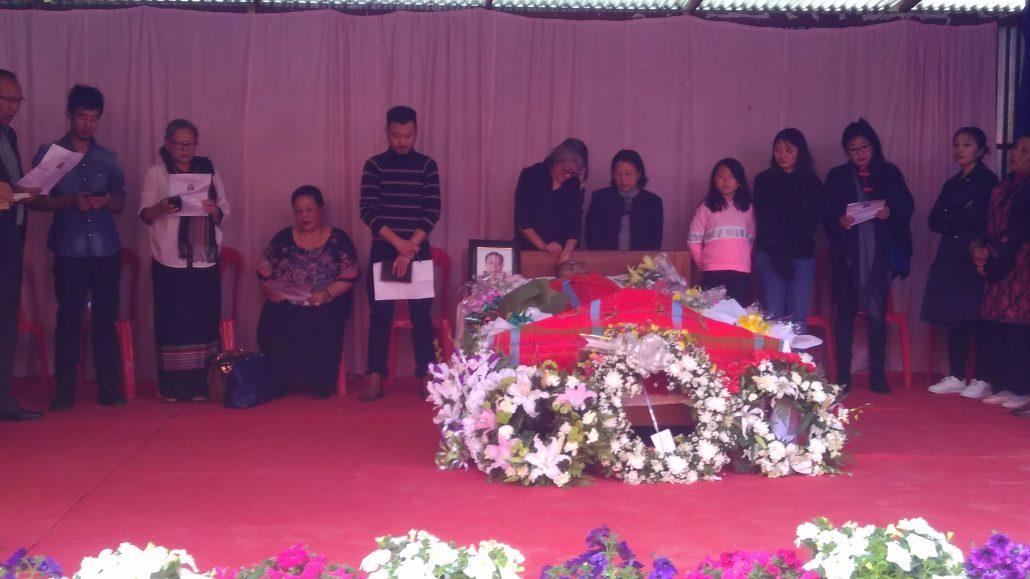 Manipur: Former BJP MLA Danny Shaiza passes away 1