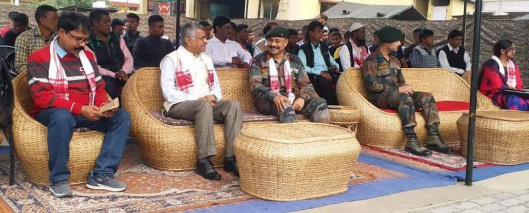 Lower Assam's 81 youths inducted into Indian Army, felicitated 1