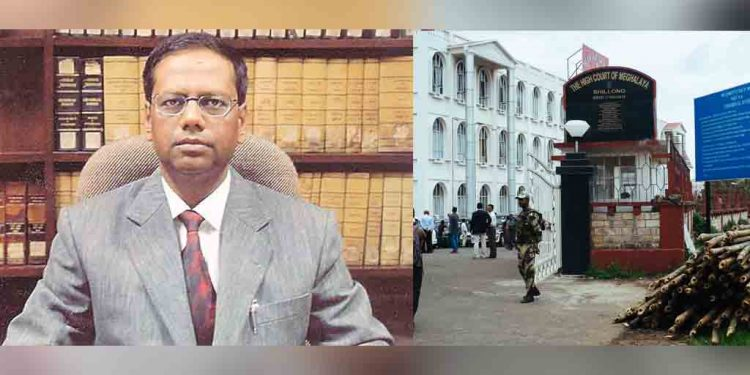 Justice Ranjit V More transferred to the Meghalaya High Court 1