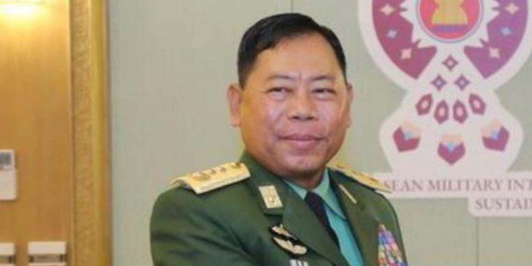 Lt Gen Soe Htut