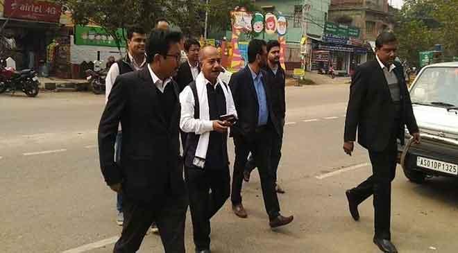 A sedition case has been registered against Assam's senior journalist and anti-CAA activist Manjit Mahanta.
