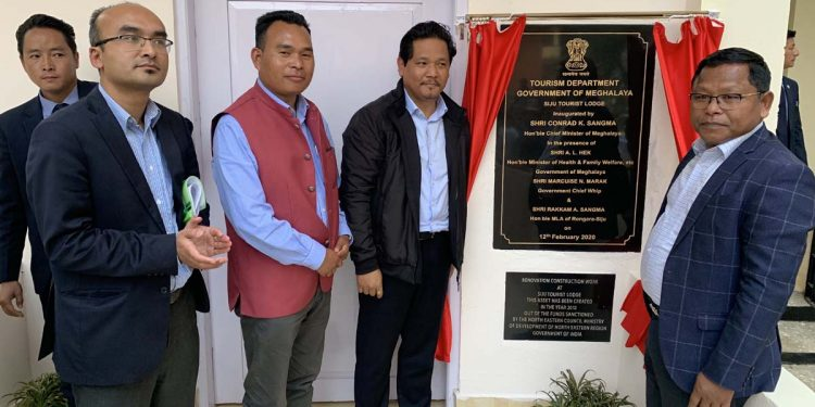 Meghalaya CM Conrad Sangma