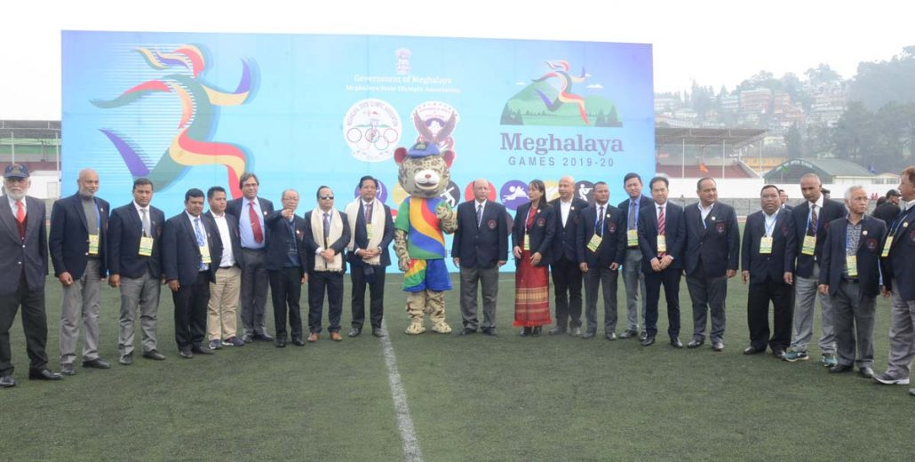 Conrad Sangma opens Meghalaya Games; 1,559 athletes compete in 14 disciplines 1