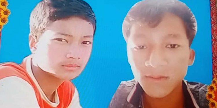 Missing boys in Baksa