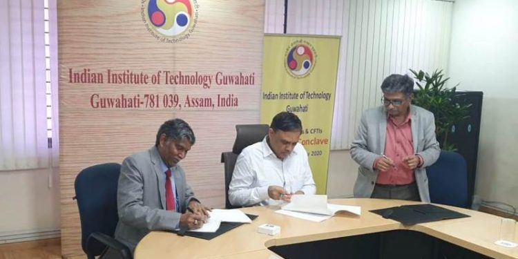 The MoU envisages the fulfilling of objectives like IIT academic support to NEHU.