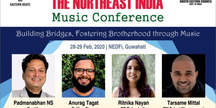The Conference will witness participation of some of thebiggest stakeholders of the global music industry.