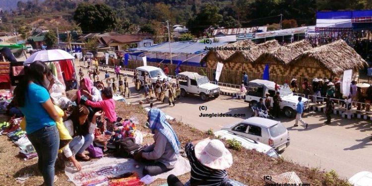 File image of Pangsau Pass Market. Image courtesy: Amazing Arunachal Pradesh