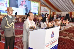 Assam Governor attends Asom Sahitya Sabha session 3