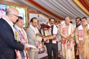 Assam Governor attends Asom Sahitya Sabha session 5