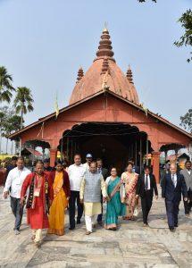Assam: International Shiva Festival gets off to colourful start in Sivasagar 3