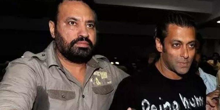 Salman Khan's bodyguard Shera's salary will surprise you 1