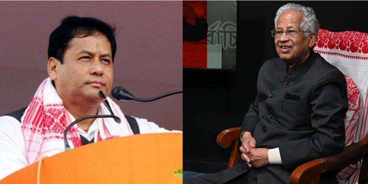 Sonowal versus Gogoi