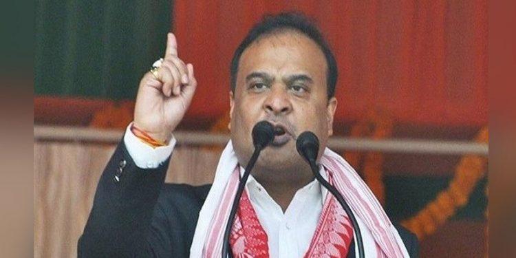 A file image of Himanta Biswa Sarma.
