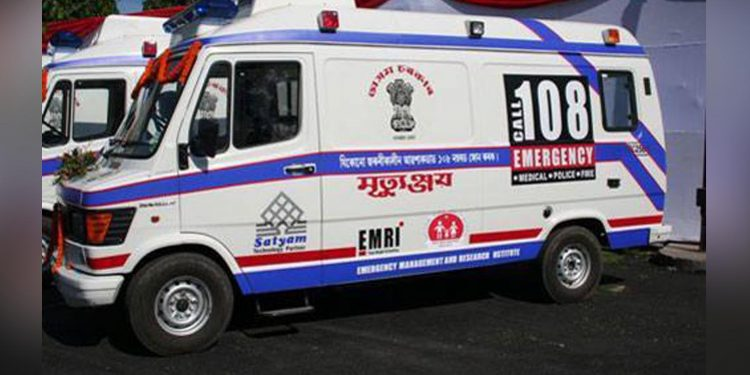 Assam: Several 108 ambulances are due for immediate replacement 1
