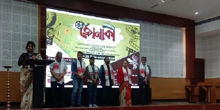 At the inauguration of second Jonaki Film Festival. Image: Northeast Now