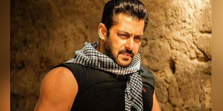 Salman Khan. Image credit: India TV