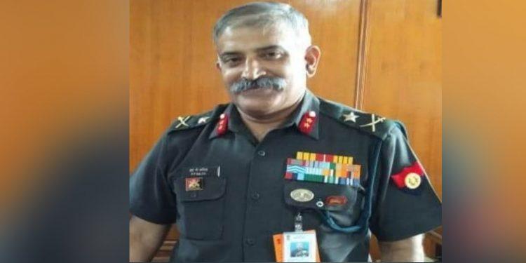Lt General RP Kalita