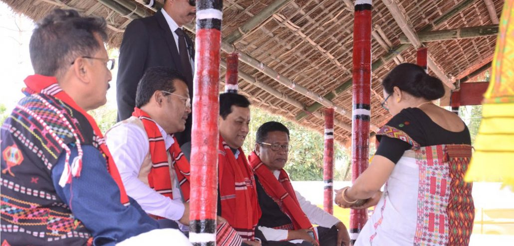 Government to construct bridge connecting Ghunasuti with Lakhimpur: Sonowal 4