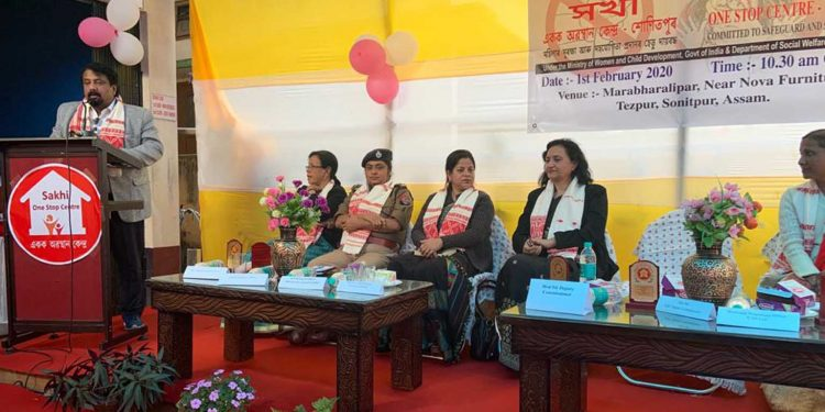 Emergency helpline for women launched in Tezpur 1