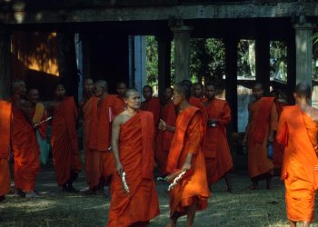 Maico Chumphai: Meji-burning festival of Assam's Tai Buddhist 2