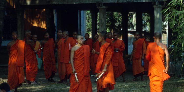 Maico Chumphai: Meji-burning festival of Assam's Tai Buddhist 1