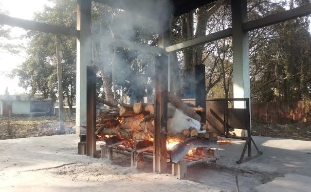 Assam: British tourist cremated at Jorhat; ashes to be sent back to the UK