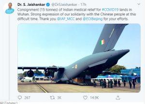 Air India flies back Indian crew members of coronavirus-hit ship in Japan 2