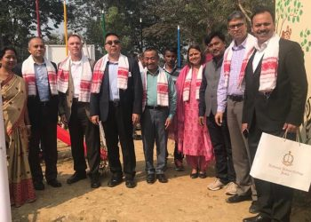 defence officers in Goalpara