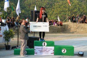 Paragliding championship concludes in Mizoram 1