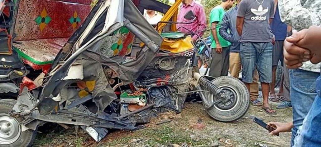 Assam: 8 injured in road mishap on Rangia-Bhutan road 1
