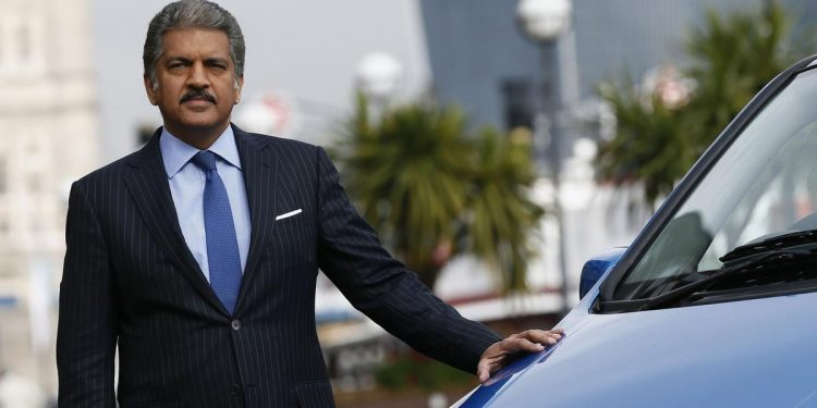 File image of Anand Mahindra. Image courtesy: Scroll.in