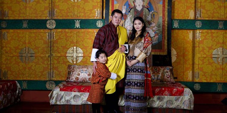 Bhutan royal king