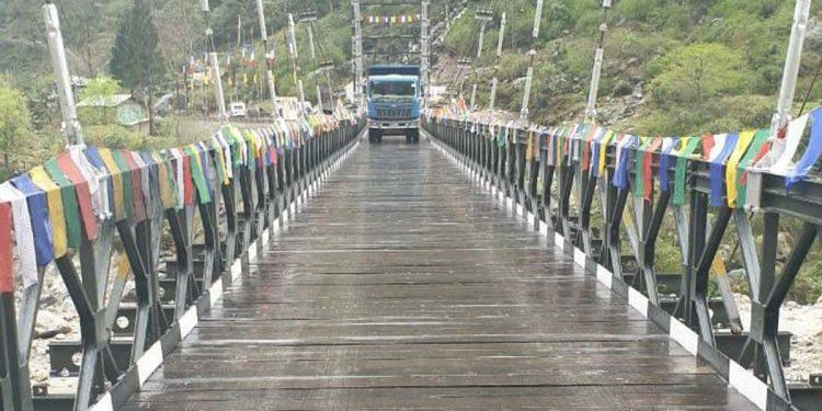 Bridge on Teeta