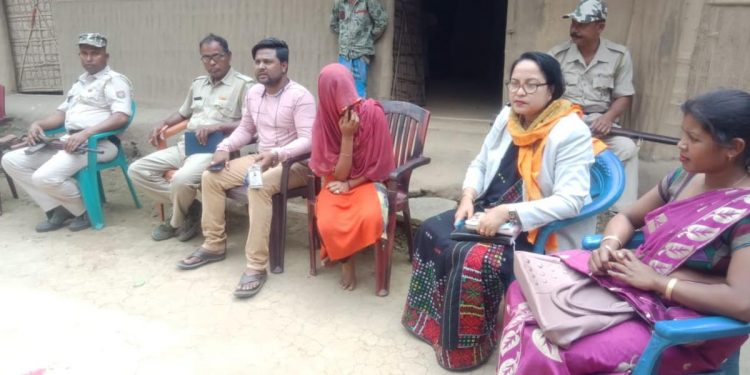 Child marriage in Hojai