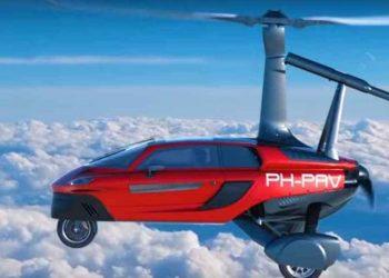 Flying car PAL-V