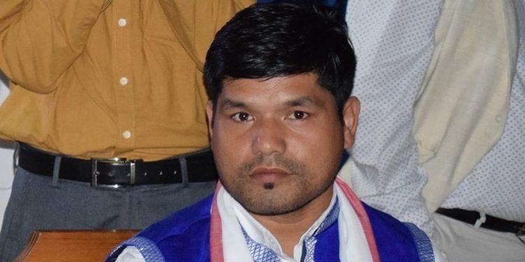 File image Arunachal Pradesh legislator Gokar Basar
