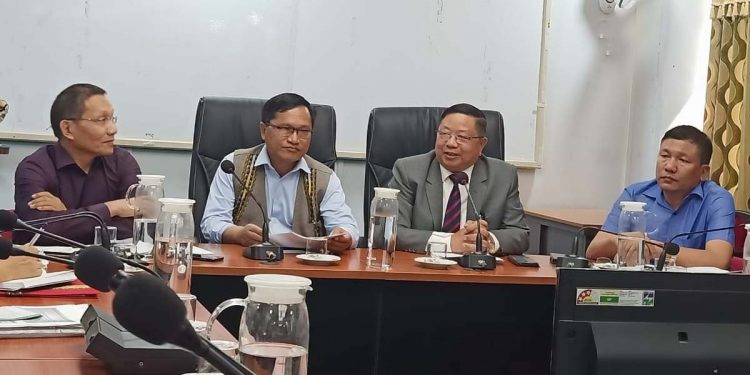Nagaland action group