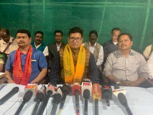 Assam: People of BTC want change, says Promod Boro 1