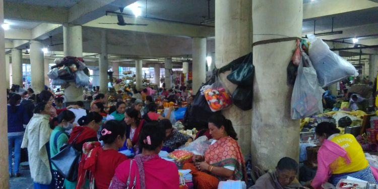 Manipur: Iconic Ima markets closed till March 25 in view of coronavirus 1