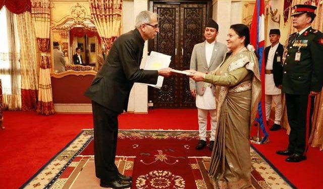Image courtesy: Indian Embassy, Nepal