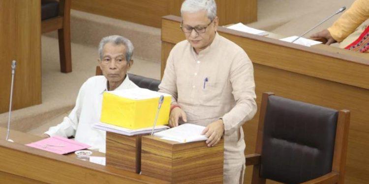 Tripura deputy chief minister Jishnu Dev Varma. (File image)