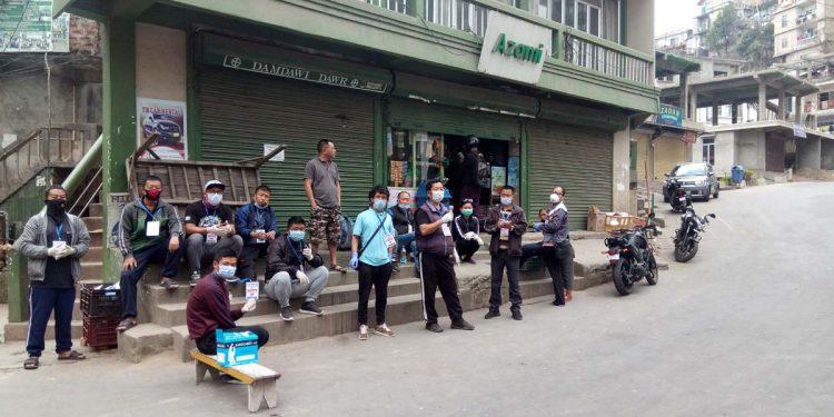 Mizoram lockdown
