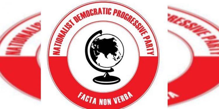 NDPP logo