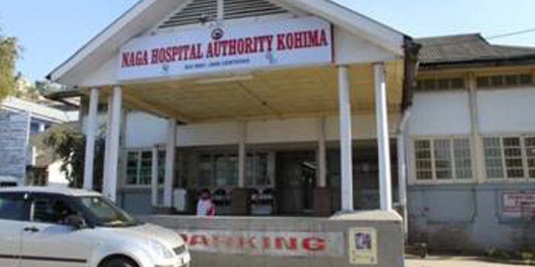 Naga Hospital Authority Kohima