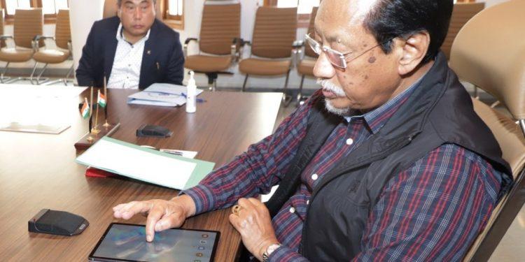 Nagaland chief minister Neiphiu Rio.  (File image)