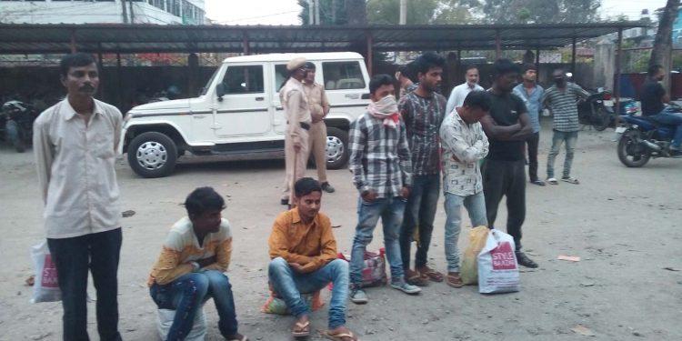 Prisoners released in Tezpur
