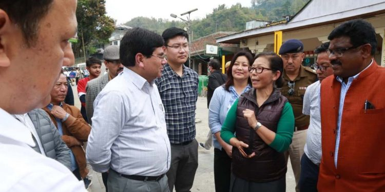 Sikkim chief secretary SC Gupta