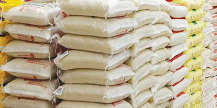 Myanmar donates rice to China