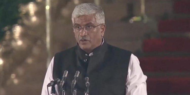 Jal Shakti minister Gajendra Singh Shekhawat